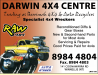 BERRIMAH 4 X 4 & AUTO RECYCLING